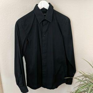 Express 1MX XS Men's Dress Shirt
